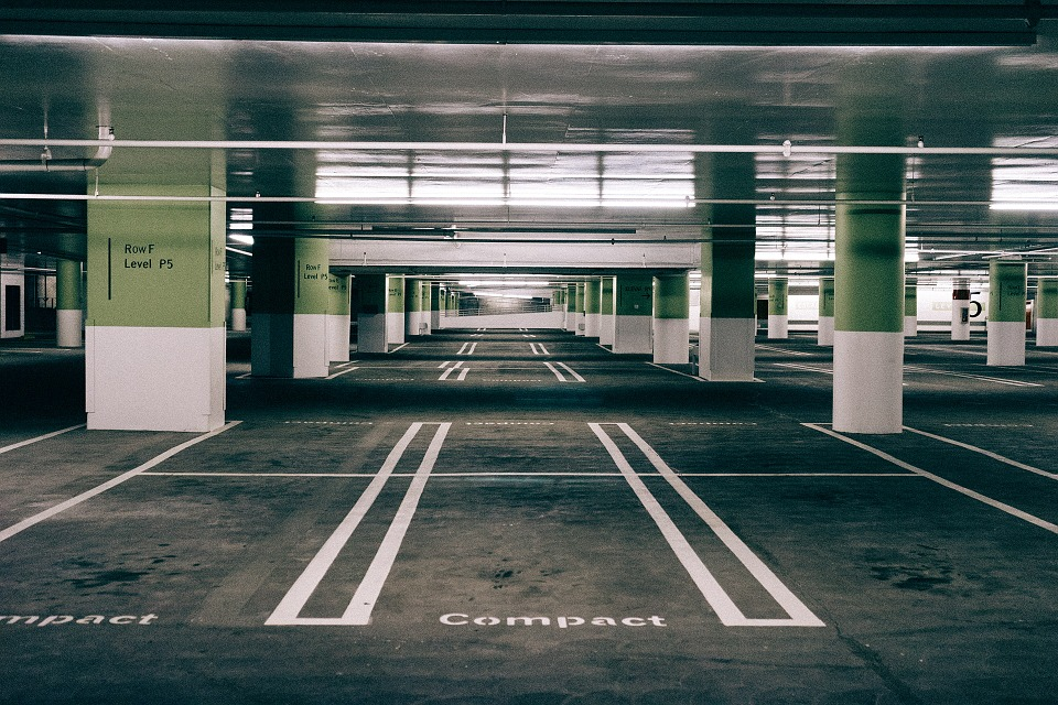 When you need your parking lot to look its best, call C & C Commercial Cleaner, and we'll do it right!