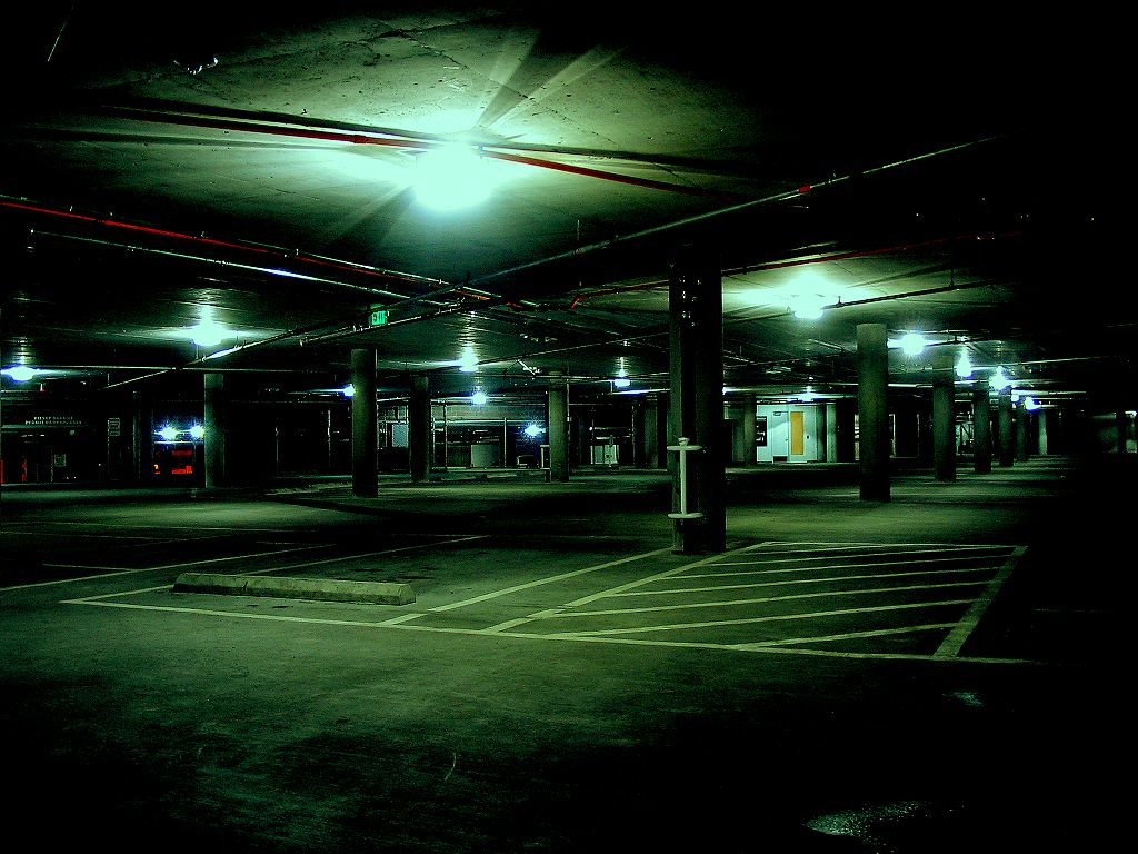 Need parking garage cleaning services? We've got the equipment to do it right.